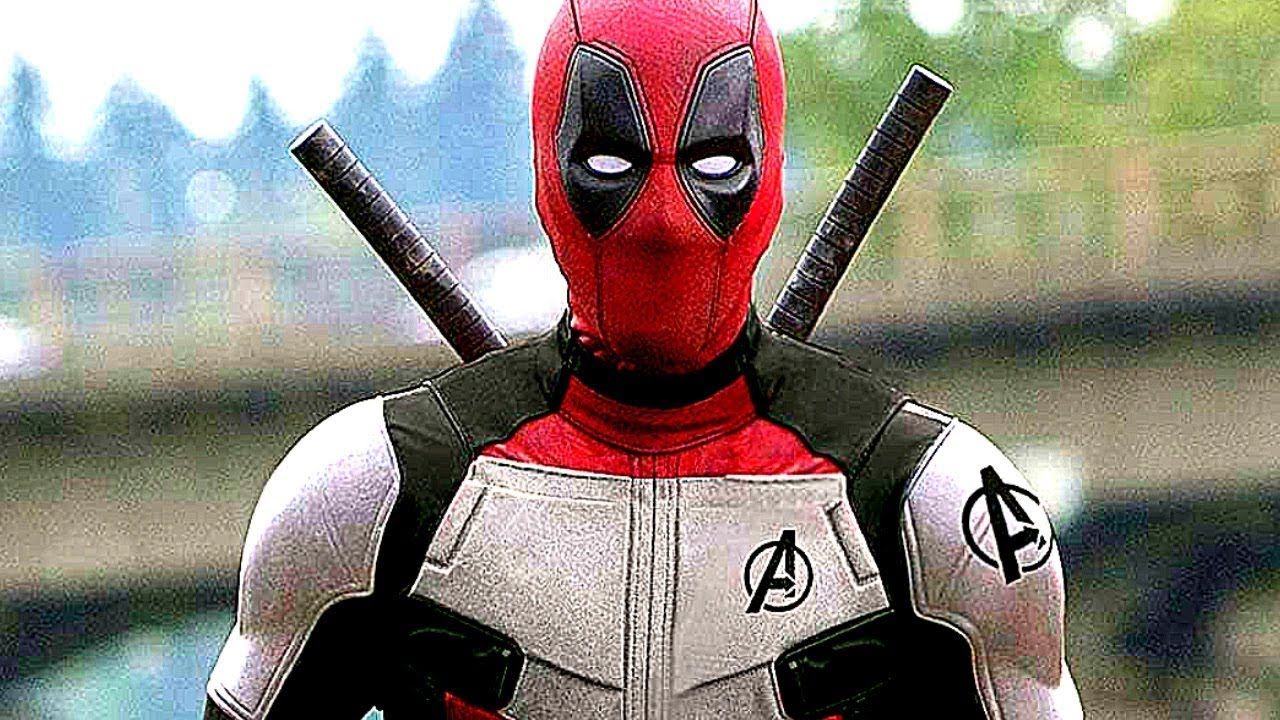 Deadpool 3 Avengers 2021 Trailer Concept Fan Made