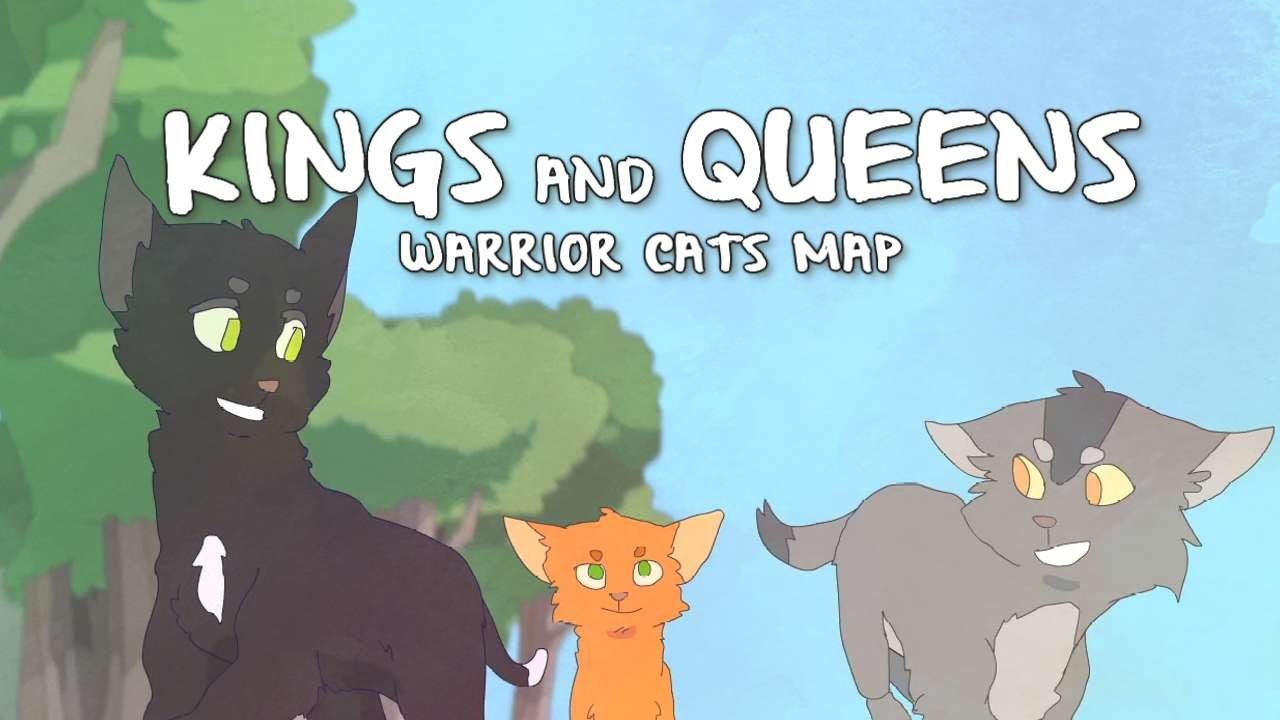 Warrior Cats Maps Playlist