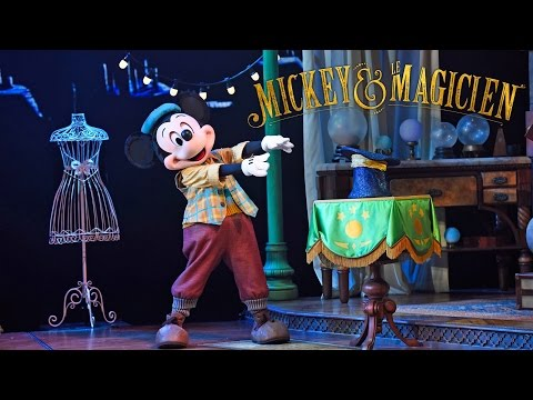 Mickey And The Magician - FULL Show - Disneyland Paris