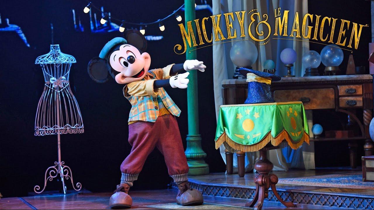 Resultado de imagen de Mickey and the Magician