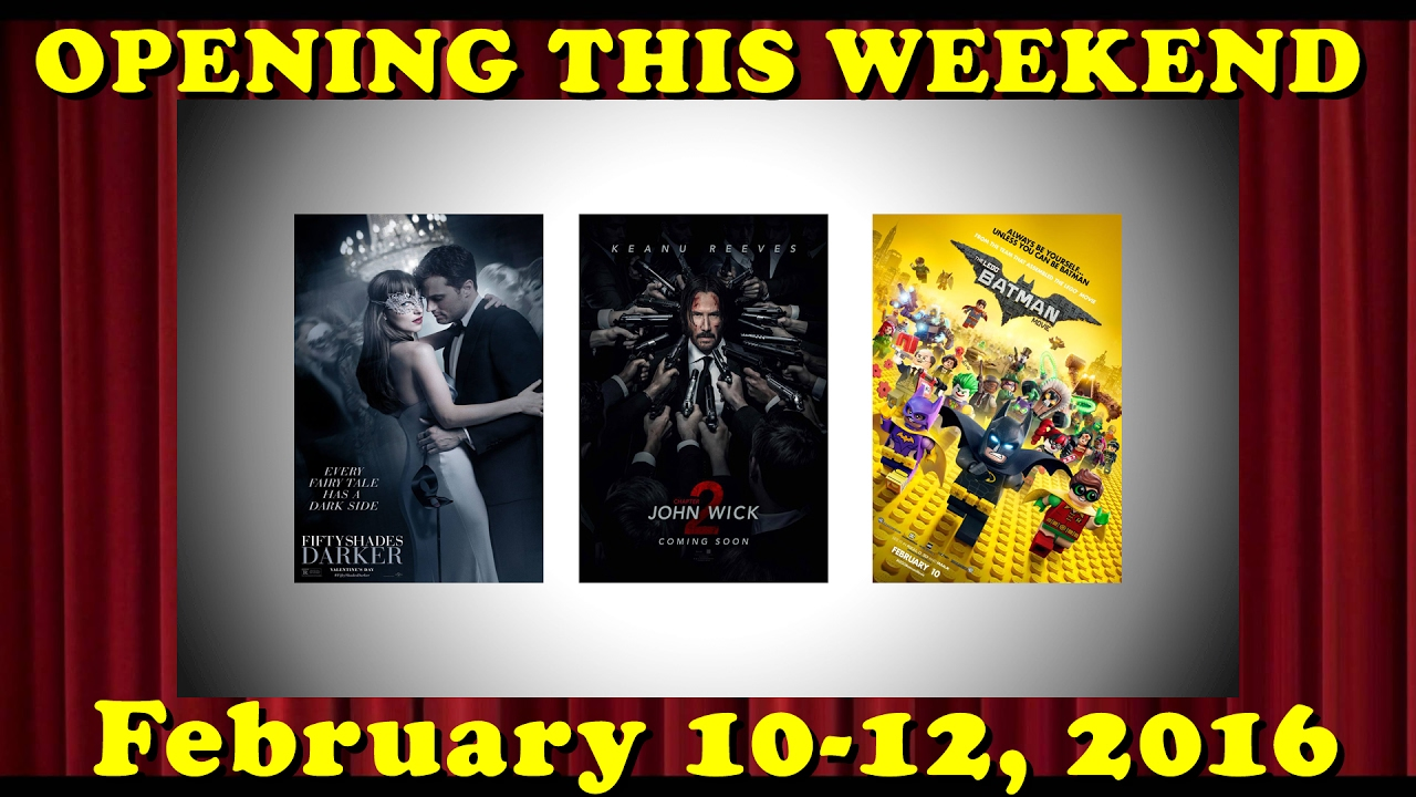 New Movies Opening This Week February 10 2017 Youtube