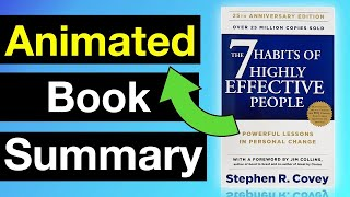 The 7 Habits of Highly Effective People | Self Improvement By Stephen Covey