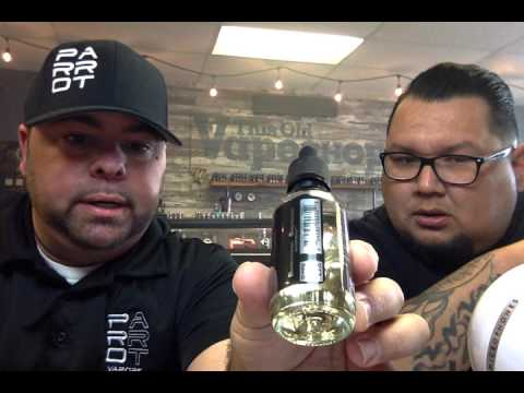 This old vape shop & Pro Art with Luis and Aaron!