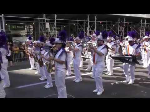 Pride Parade~NYC~2014~Lesbian and Gay Big Apple Corp Marching Band~NYCParadelife
