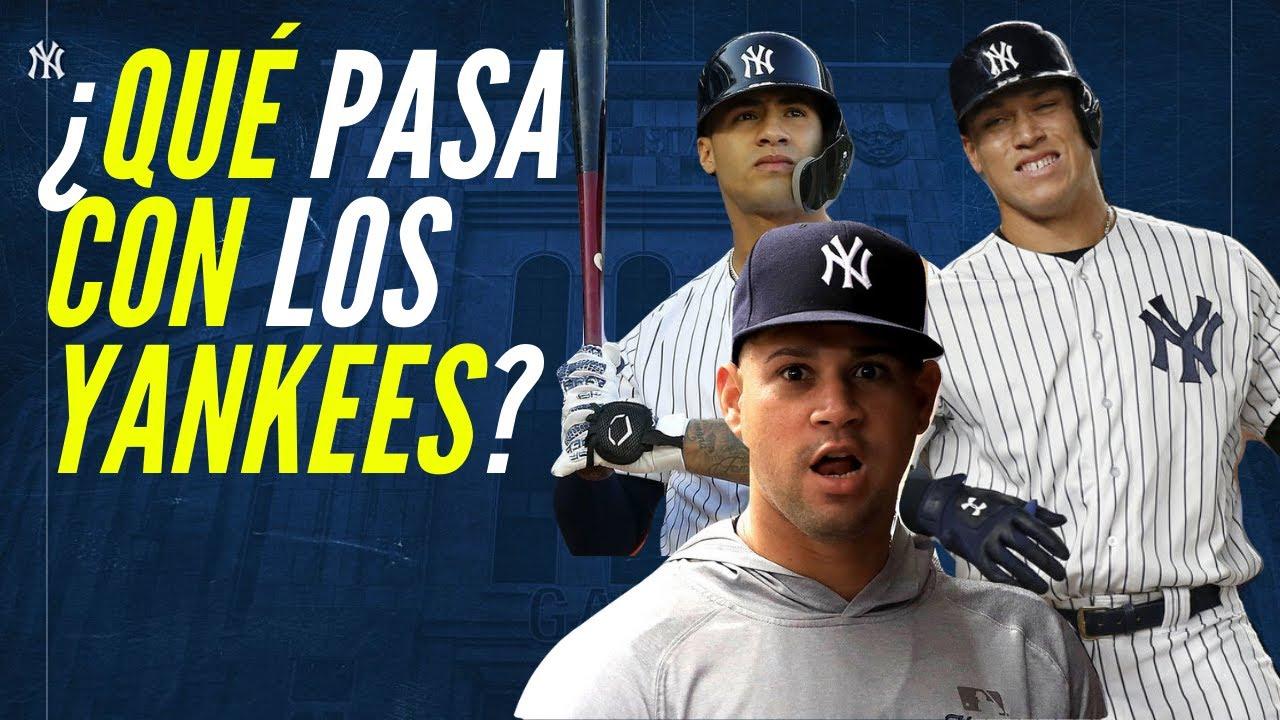 Yankees 🗽pierden 5 de los últimos 7 partidos. SE PRENDEN LAS ALARMAS 🚨