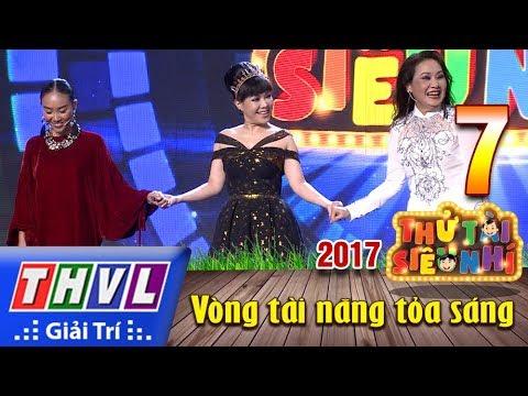 THVL | Thử tài siêu nhí 2017 – Tập 7: Vòng tài năng tỏa sáng