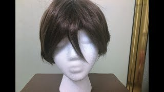 How To Make A Wig Out Of Yarn For People Or Cosplay