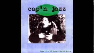 Cap'n Jazz - Boys 16 To 18 Years... Age Of Action (1993) [FULL EP]