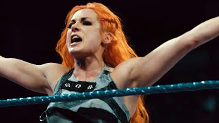 Exclusive footage of Becky Lynch becoming SmackDown's Survivor Series captain: Oct. 27, 2017