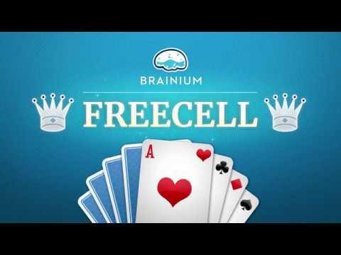 FreeCell Solitaire App By Brainium