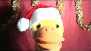 Silent Night - The Singing Duck of Queens