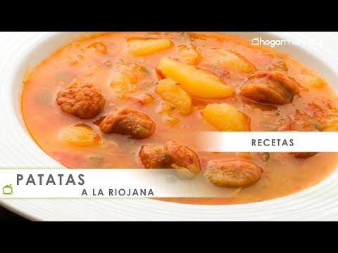 Receta de patatas a la riojana por karlos argui ano youtube for Cocina carlos arguinano