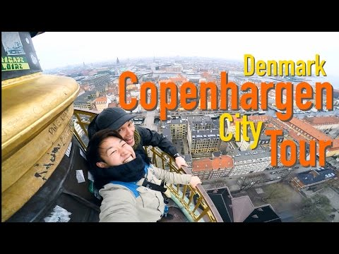 Copenhagen City Tour, Denmark