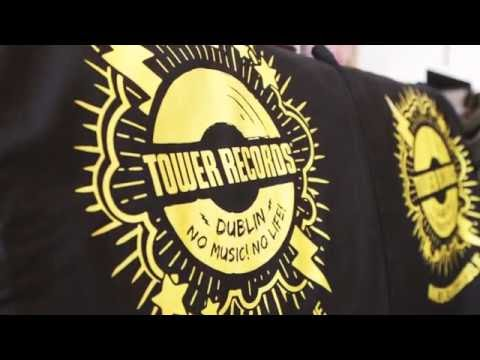 Tower Records Dublin - Record Store Day 2016