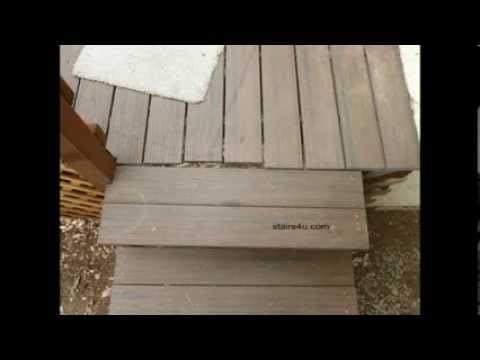 Dangerous Gaps And Quick Repair Tip Where Stairs Meet Deck   Building Safety