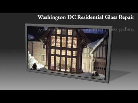 Repair Your Broken Glass with Washington DC Glass Repair Service