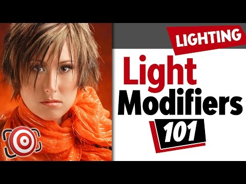 Best Studio Light Modifier: Softbox, Umbrella or Beauty Dish?   Portrait Lighting Tutorial