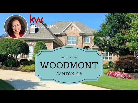 Woodmont Homes For Sale, Canton GA - Woodmont Subdivision