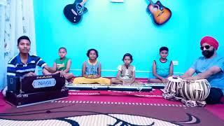 Raag bhopali-Laaj bachao.. | Ananya | Anamika | Aditya | Samrat | Shiva
