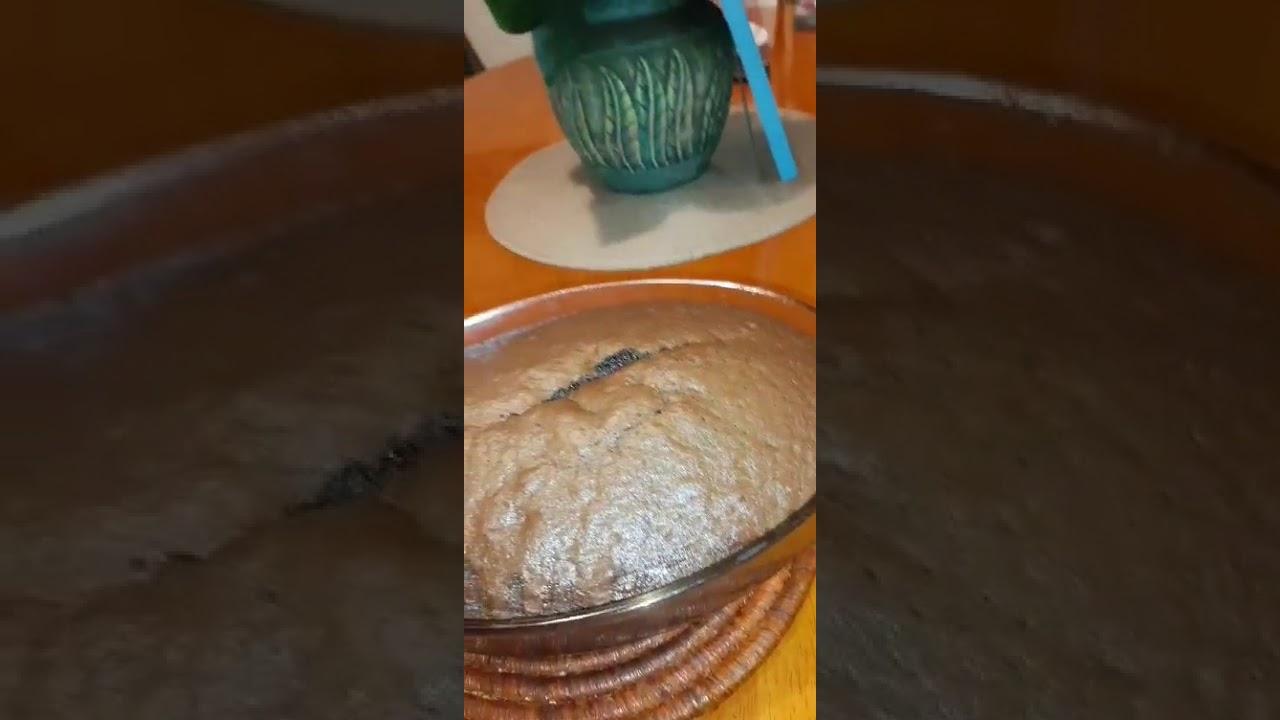 Gateau Chocolat Fait Maison En Creole Ile De La Reunion Youtube