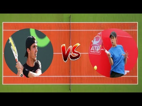 Thanasi Kokkinakis vs Daniel Galan - Morelos 2018