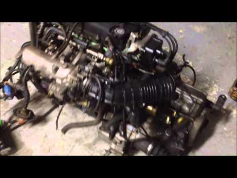 1996+ JDM Honda Integra B18B Engine, At Transmission & ECU, civic, acura b18 swap
