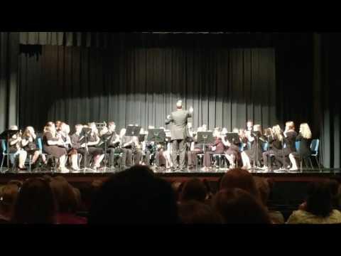 Eastern Hancock High School Band Spring 2017 Concert(1)