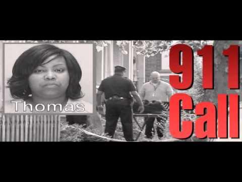 Zahree Thomas Mom Tells 911   I Did It