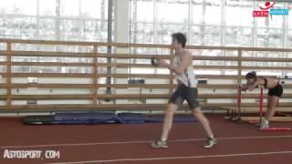 Тренировка для бегунов на короткие дистанции