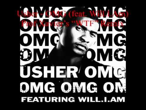 Usher - OMG (Prof. Xavier Remix)