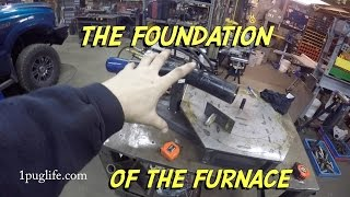 Backyard Foundry Build (The Inwood Lost And Foundry)