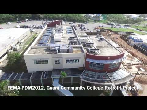 PDM2012 Guam Community College Bldg 200 retrofit