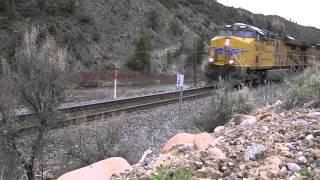 Railroad Action in Colorado - May 1 2011 (Part 4)