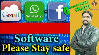 Download lagu One Click Facebook,WhatsApp,Gmail HACKING Software ? Don't Try ? | Please Stay safe