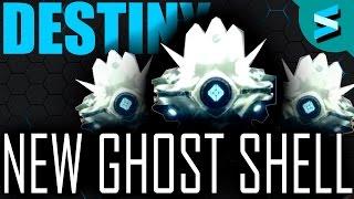 "Destiny April Update ""New Taken Ghost Shell"""