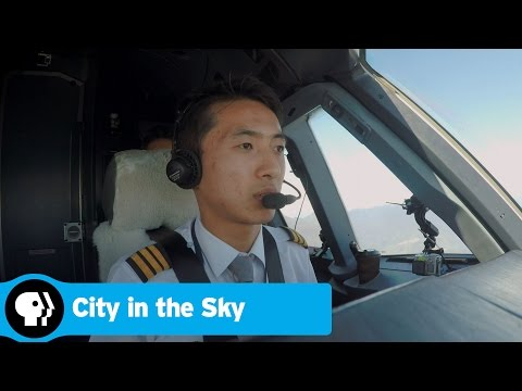CITY IN THE SKY | World's Most Dangerous Landing Spot | First Look | PBS
