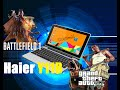 Can you Play Games on Haier Laptop Y11B Laptop!!!