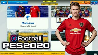 Saiu! Dream League Soccer 2019 mod eFootball PES 2020