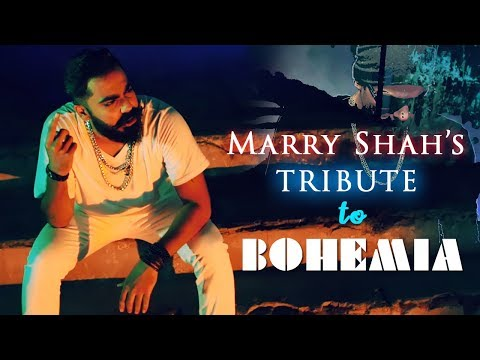 A TRIBUTE TO BOHEMIA : Latest Rap Song 2018 - Marry Shah - Arslan Farooqi