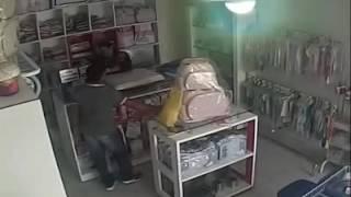 Falso cliente rouba comerciante no Centro de Penedo