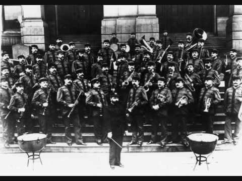 The Thunderer by John Philip Sousa (American military march/marche militaire américaine)