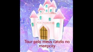 Tour of my castle in Meepcity!! 😃 READ DESCRIPTION-[ROBLOX]