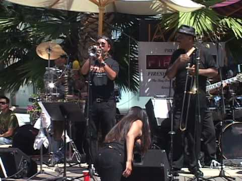 Give It To Me Baby Performed By Latin Affect