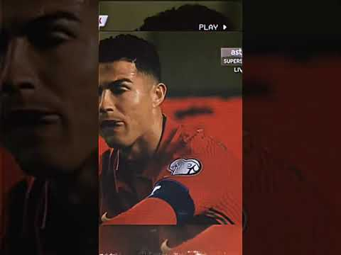 Ronaldo's Bicycle kick against Luxembourg thumbnail