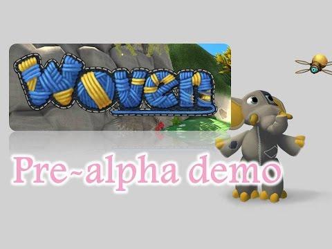 Woven - Pre-alpha demo - w/Wardfire