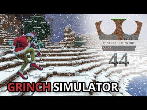Grinch simulator - Vánoční speciál - pokec s GEJMRem a Pedrem