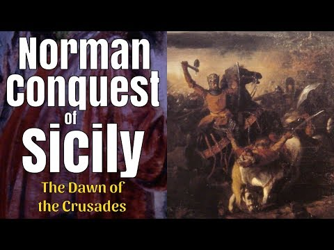 Norman Conquest of Sicily - full documentary