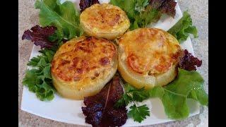 Кабачки фаршированные с сыром. Вкусные фаршированные кабачки рецепт