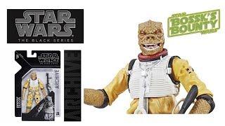 Star Wars The Black Series Archive Figura Bossk