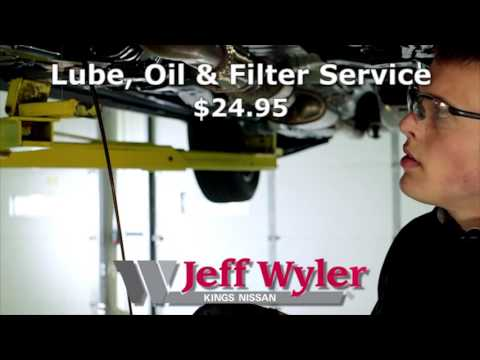 Jeff Wyler Kings Nissan- January 2016 Service Special Columbus OH